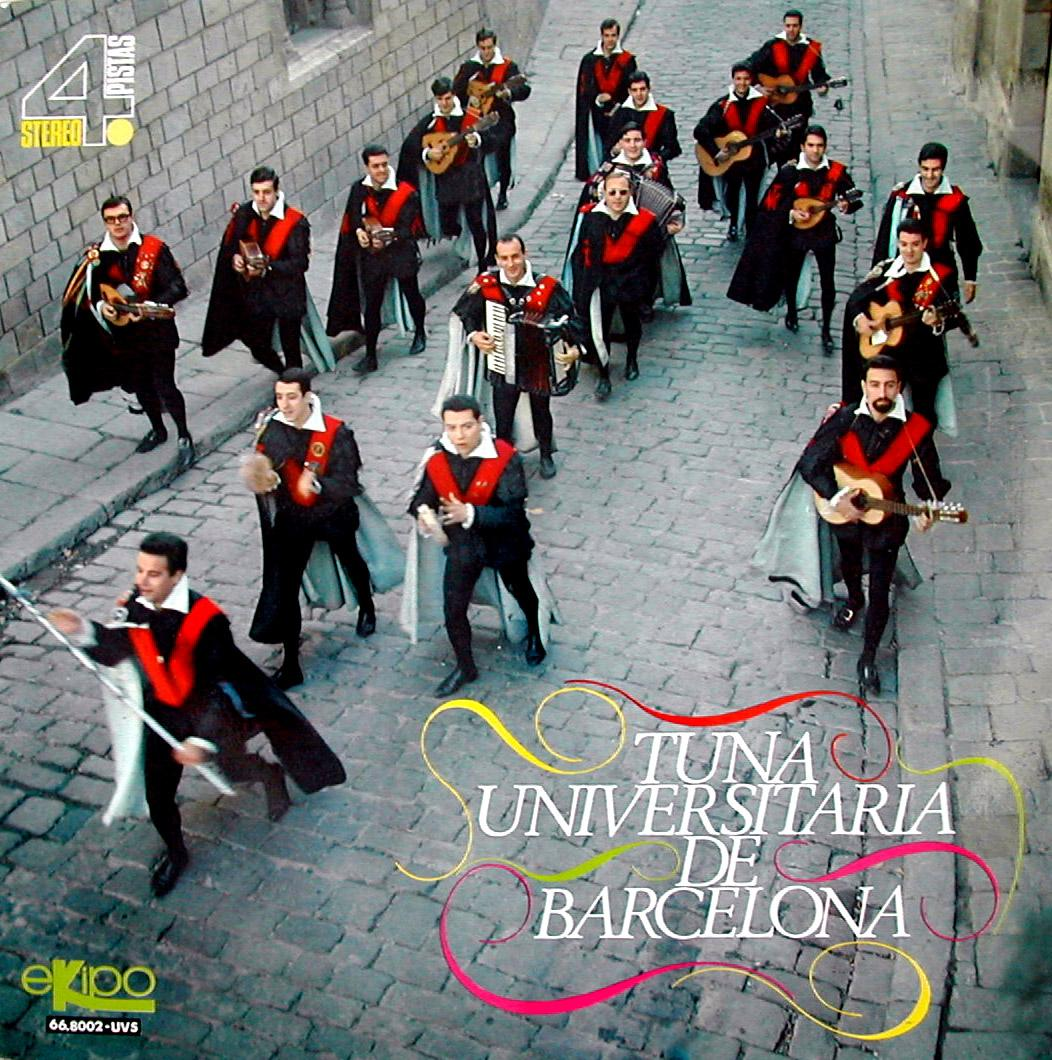 Tuna Universitaria de Barcelona - 1967